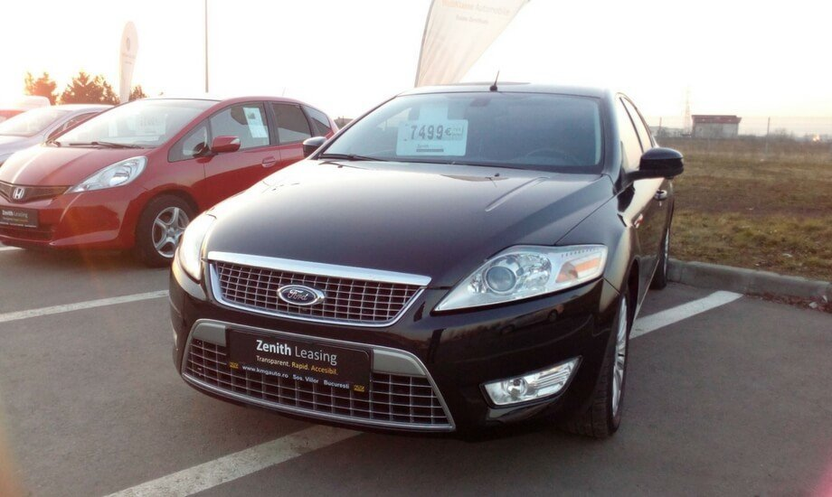 ford mondeo 2 0 diesel 140 cp zenith leasing. Black Bedroom Furniture Sets. Home Design Ideas