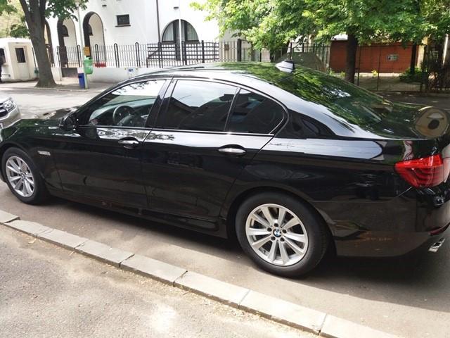 BMW 525 3.0 DIESEL 218 CP