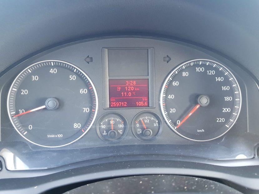 VOLKSWAGEN GOLF 1.4 Benzina 80 CP