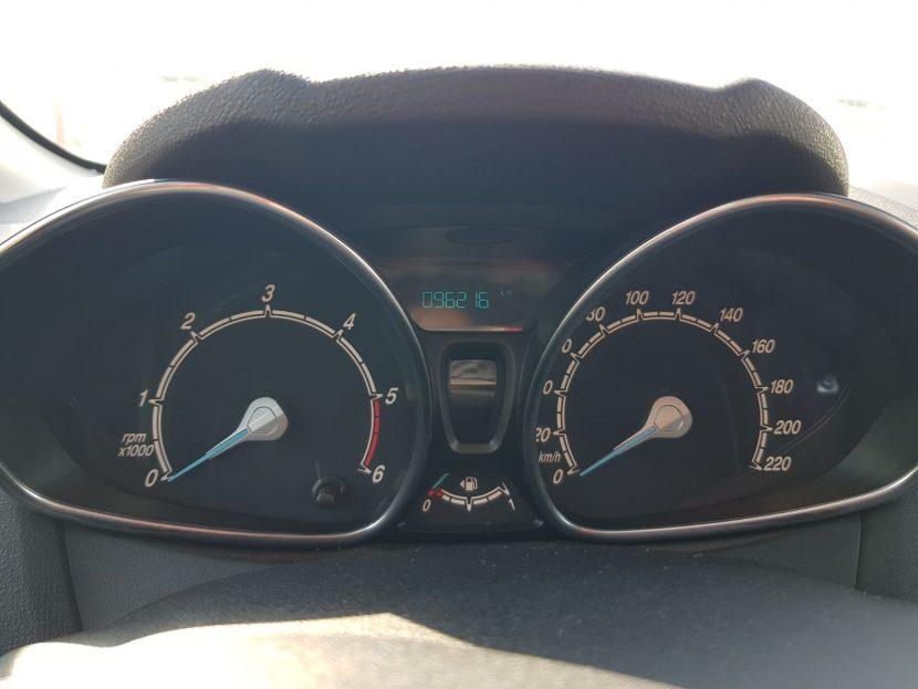 FORD FIESTA 1.5 Diesel 75 CP