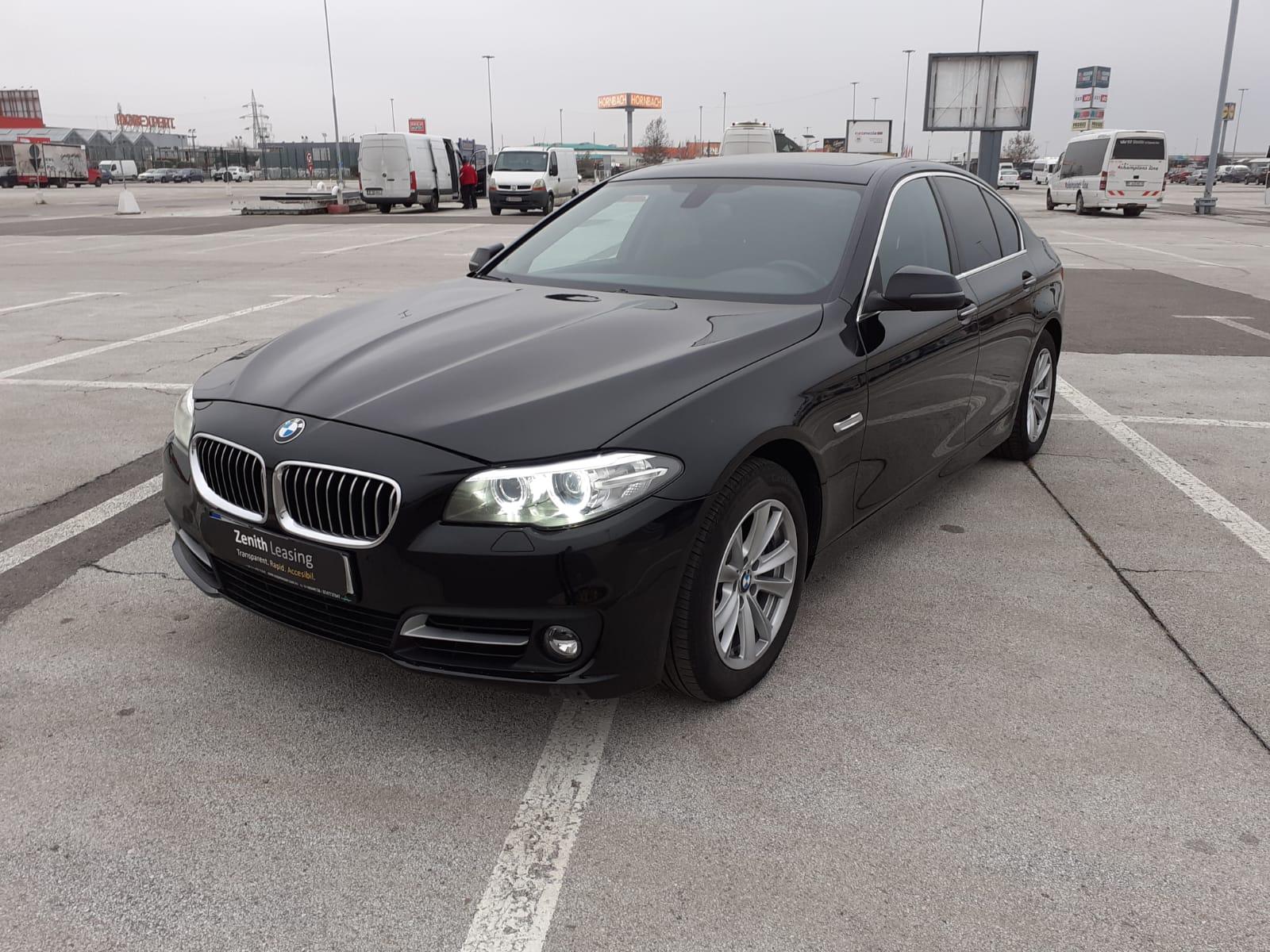 BMW 520D 2.0 Diesel 184 CP