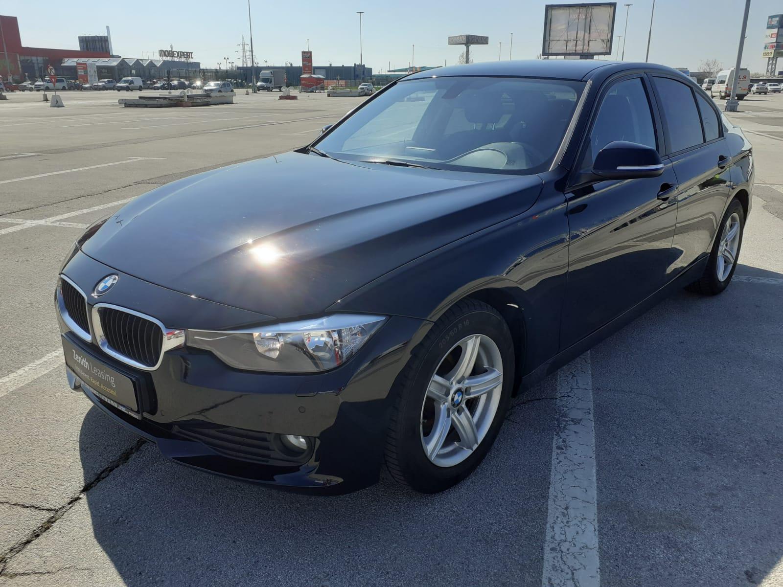 BMW 320 2.0 Diesel 163 CP