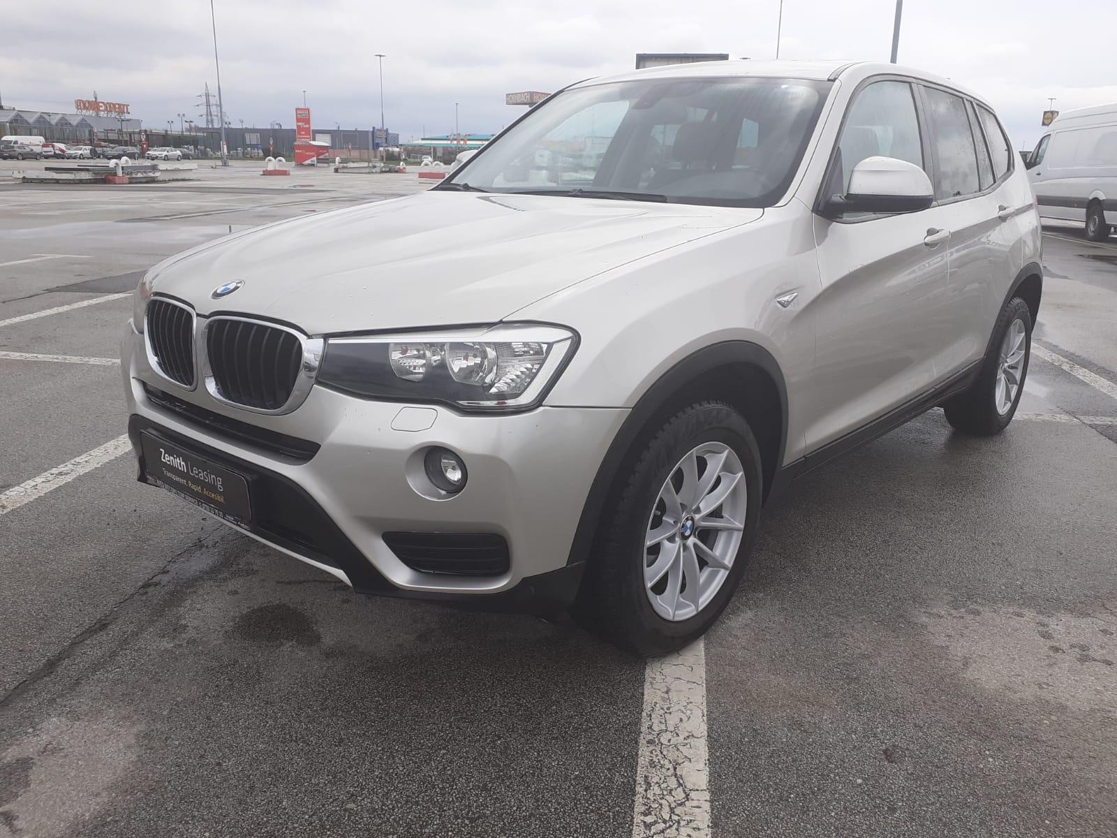 BMW X3 2.0 Diesel 190 CP